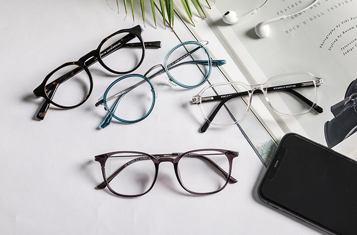 Build Your Very Own Affordable Eyeglass Wardrobe